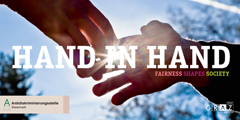 Hand in Hand - Fairness shapes Society